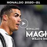 Video: Cristiano Ronaldo 2020/2021 - Magic Skills & Goals - HD