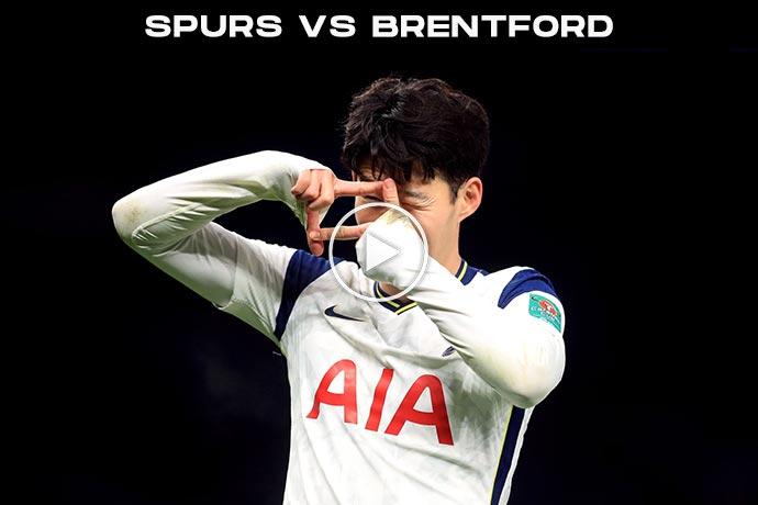 Video: Tottenham vs Brentford 2-0 Extended Highlights & Goals 2021 HD