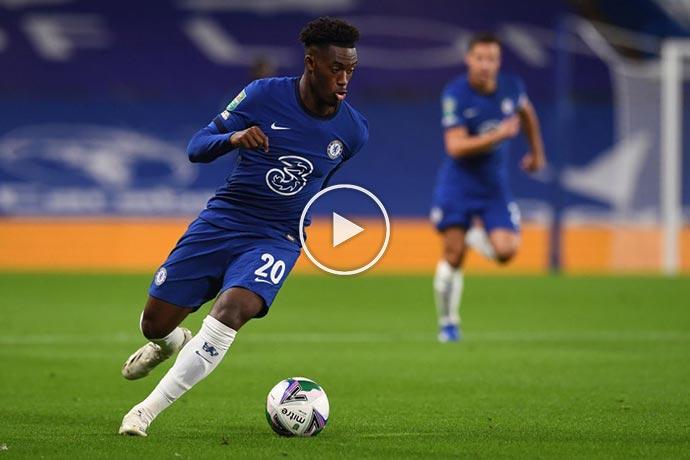 Video: Hudson-Odoi Goal against City | Chelsea 1-3 Man City