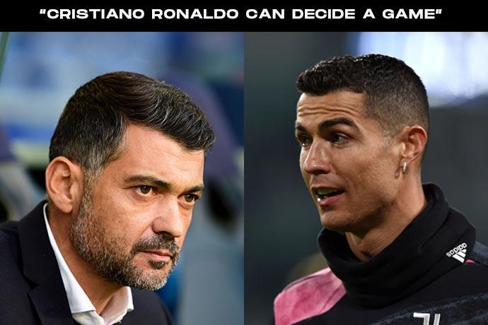 "Porto's manager warns: ""Ronaldo can decide a game"""