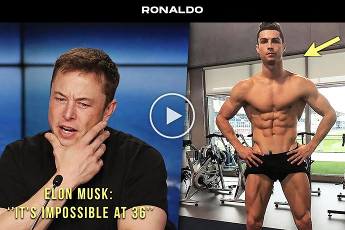 Video: Scientists Can't Explain The Power of Cristiano Ronaldo