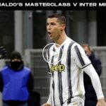 Video: Cristiano Ronaldo's Masterclass v Inter Milan at the San Siro