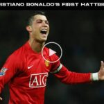 Video: Cristiano Ronaldo's First Hattrick of his Career against Newcastle