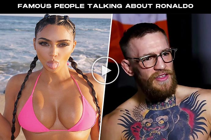 Video: Famous People Talking About Cristiano Ronaldo