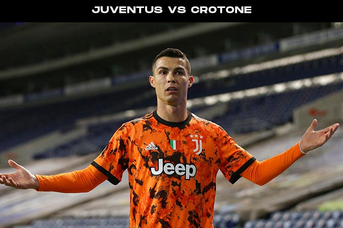 Serie A   Juventus vs Crotone   Kick Off Time, Date, Team News and Head to Head