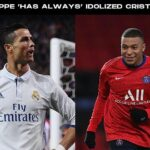 Mbappe 'has always' idolized Cristiano and 'would love' to join Real Madrid