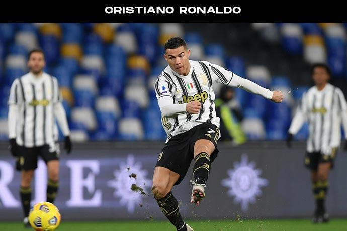 Andrea Pirlo gives his verdict on Cristiano Ronaldo's free-kick jinx