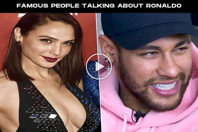 Video: Famous People Talking About Cristiano Ronaldo #2