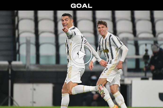 Video: Cristiano Ronaldo Amazing Goal against Roma   Juventus 1-0 Roma