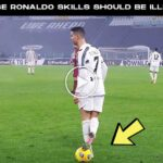 Video: These Cristiano Ronaldo Skills Should Be Illegal