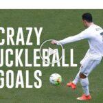 Video: Cristiano Ronaldo - Crazy Knuckleball Goals Ever