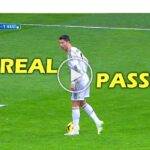 Video: Cristiano Ronaldo's Passing is WAY Better Than You Think