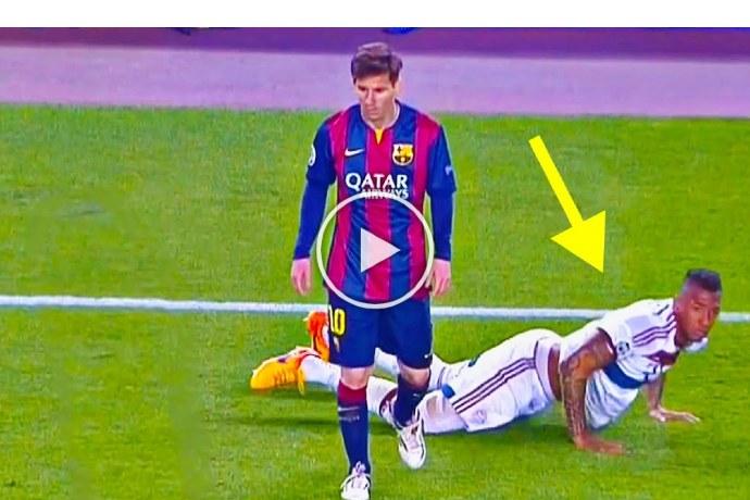 Video: The Day Lionel Messi Outclassed Bayern Munich Alone