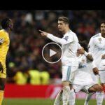 Video: Cristiano Ronaldo Fighting For His Teammates