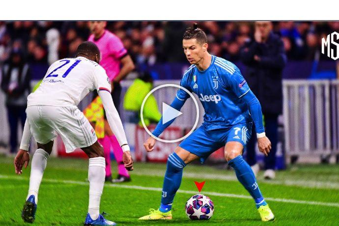 Video: Cristiano Ronaldo – Best Dribbling Skills For Juventus | HD