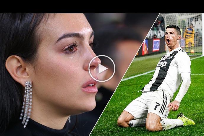 Video: The Day Cristiano Ronaldo made Georgina Rodriguez Cry