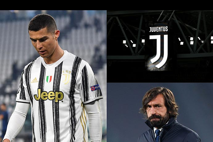 The 5 Big issues that have demolished Juventus this season