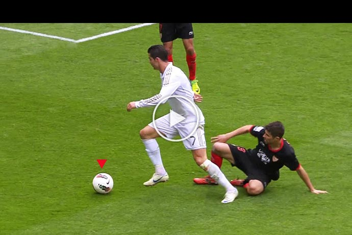 Video: Cristiano Ronaldo Skills After Which It Is Impossible To Resist
