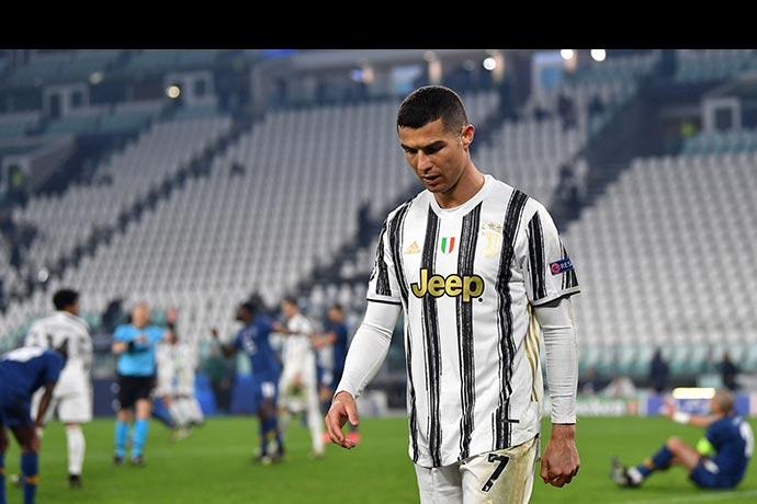 """""""True champions never break!"""" – Cristiano Ronaldo breaks his silence"""