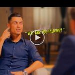 Video: When Ronaldo Lose Control - Angriest Interviews