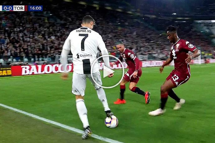 Video: Cristiano Ronaldo Cocky & Reckless Things In Football