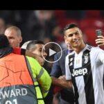 Video: Cristiano Ronaldo's most emotional, respectful moments.