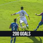 Video: Cristiano Ronaldo - 200 Greatest Of All Time Goals [2002/2021]