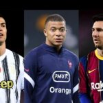 Mbappe prefers Cristiano Ronaldo as a GOAT over Lionel Messi