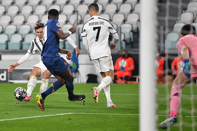 Ronaldo and Chiesa