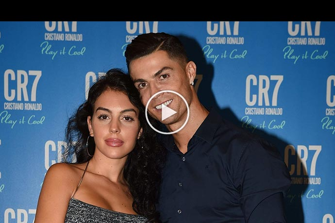 Video: Georgina's latest revelations about her life with Cristiano Ronaldo