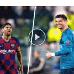 Video: Messi is Good But Cristiano Ronaldo Was A Beast At 33