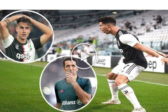 Video: Crazy Teammate Reactions To Cristiano Ronaldo Goals