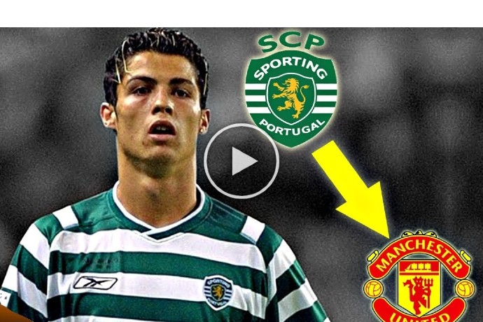 Video: The Match That Made Man United Buy Cristiano Ronaldo