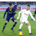 Video: Cristiano Ronaldo Ridiculous Plays