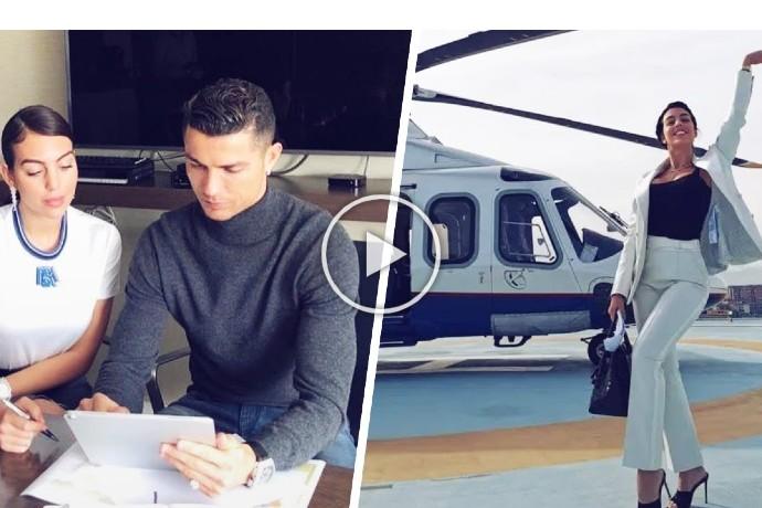 Video: Why Cristiano Ronaldo gives girlfriend Georgina Rodriguez $80,000 a month
