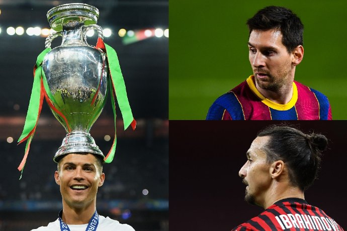 10 players with the most hat-tricks in the 21st century feat. Ronaldo, Messi and Lewandowski