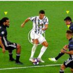 Video: Cristiano Ronaldo Top 20 Ridiculous Skills At Juventus