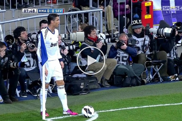 Video: 5 Special Things Done By Cristiano Ronaldo