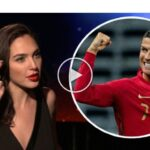 Video: Cristiano Ronaldo Being Flirted Over By Celebrities (Females)