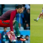Video: How on earth does Cristiano Ronaldo jump this high?