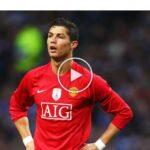 Video: Nostalgic Performances by Cristiano Ronaldo at Manchester United!