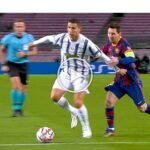 Video: Cristiano Ronaldo vs Lionel Messi - Against Each Other