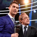 Florentino Perez responds to a question about a Ronaldo-Real Madrid reunion