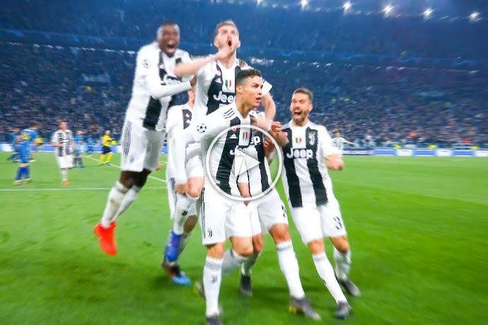 Video: Cristiano Ronaldo LEGENDARY Champions League Moments