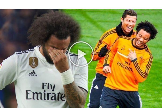 Video: Ronaldo & Marcelo – Friends Forever | Best Memories & Funny Moments