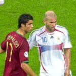 Video: The Day Cristiano Ronaldo & Zinedine Zidane Met For The First Time