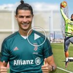 Video: Cristiano Ronaldo Doing Ridiculous Things in Training | Incredible Moments