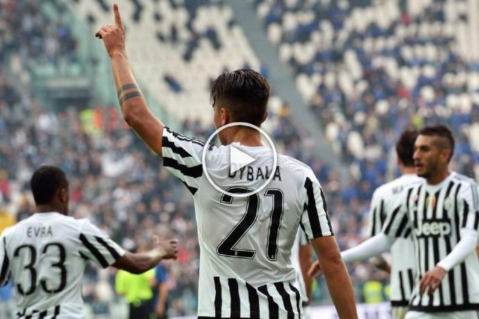 Video: On this day, Dybala's brace defeats Lazio.