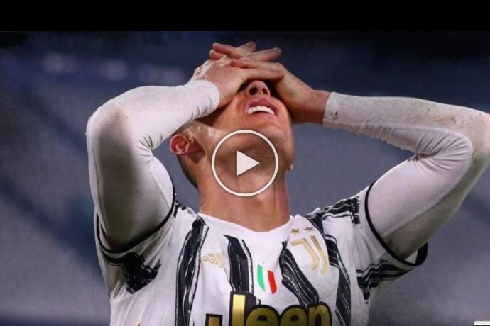 Video: Cristiano Ronaldo is TOO GOOD for his Juventus Teammates