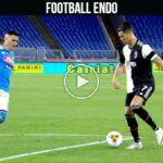 Cristiano Ronaldo Ridiculous Plays Against Two Players